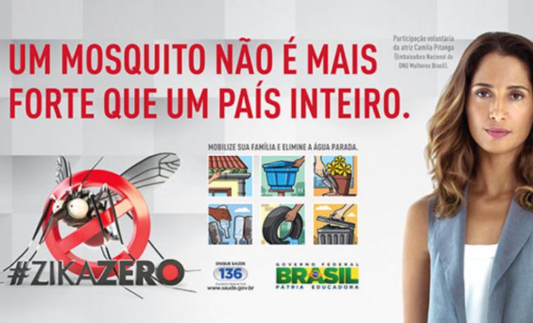 Acciones contra el virus del Zika se intensifican en el Brasil