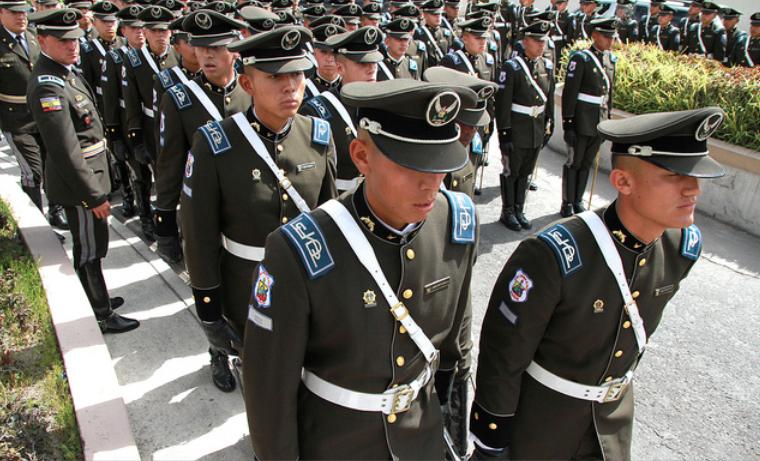 ¿Qué ocurre con la policía mejor pagada de América Latina?