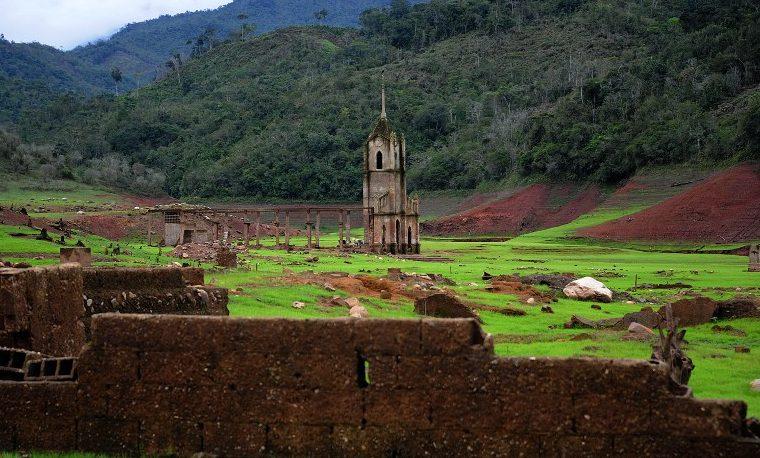 Potosí, un pueblo venezolano que emerge por la sequía