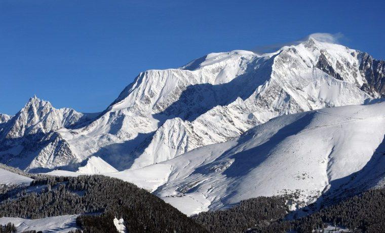 Hielo del Mont Blanc para la ciencia del futuro