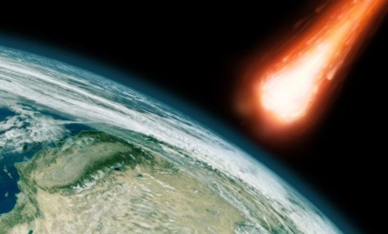 meteorito asteroide