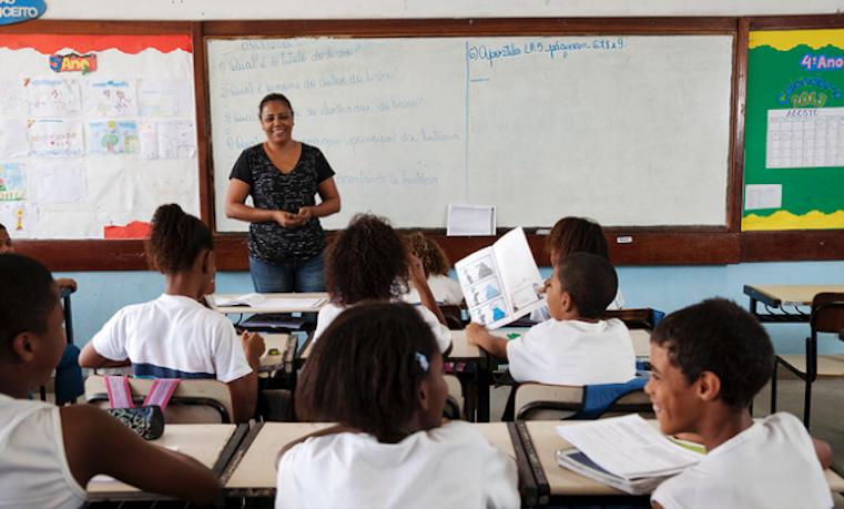 gastosocial educación colegio niños #learninggeneration equidad