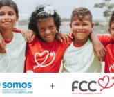 Fútbol Con Corazón y Red Somos: Por el desarrollo social