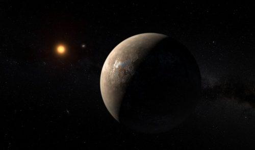 Próxima b: Planeta habitable cerca de nuestro sistema solar