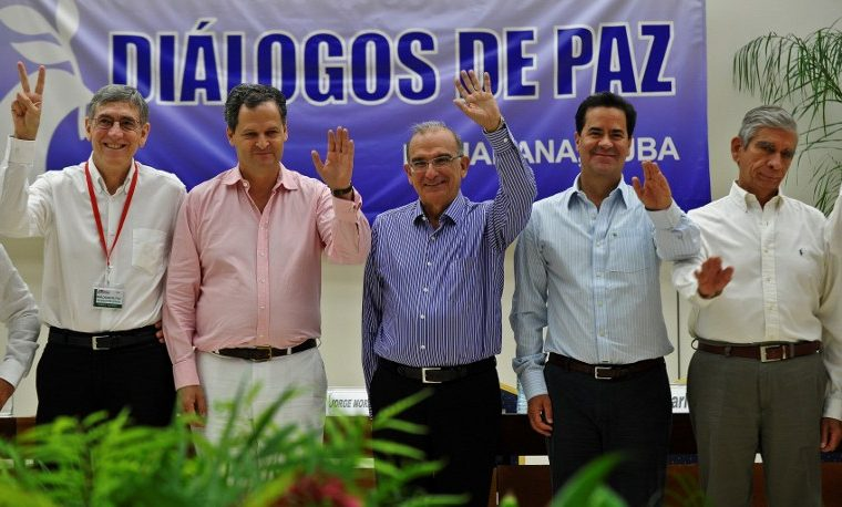 Colombia en rumbo a concretar proceso de paz con FARC
