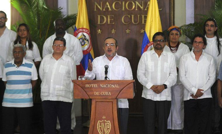 FARC Colombia Hezbolá