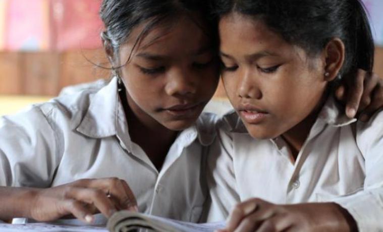 niñas educación jóvenes juventud