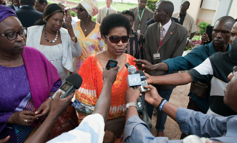 Declaración de Phumzile Mlambo-Ngcuka en el Día Internacional de las Viudas