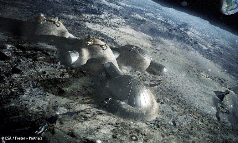 """La aldea lunar despierta """"numerosas reacciones positivas"""""""