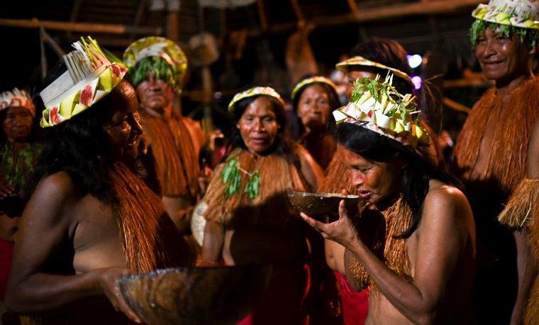 Indígenas del Amazonas colombiano al rescate de su cultura y territorio