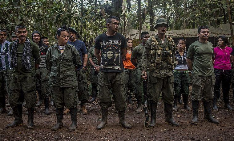 """Los que le dicen """"No"""" al acuerdo de paz con las FARC en Colombia"""