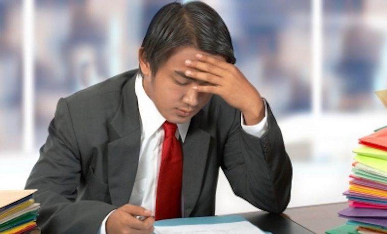 Una de cada cinco empresas japonesas tiene empleados en riesgo de morir de agotamiento