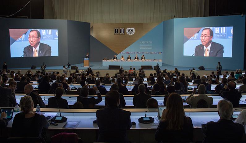 Ban Ki-moon exhorta a alcaldes a crear las ciudades sostenibles del futuro