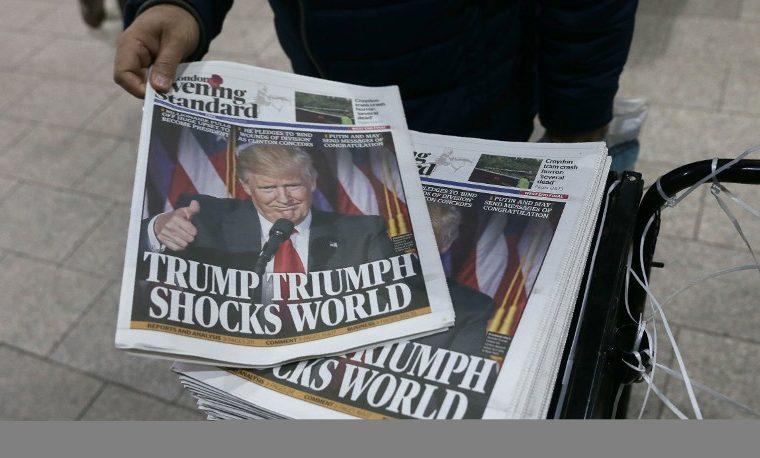 Donald Trump, el hombre que entendió la rabia de una parte de Estados Unidos