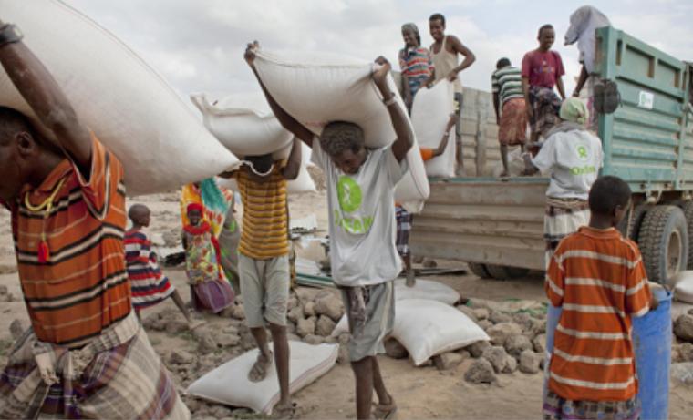 El niño y el cambio climático: acabemos con el hambre