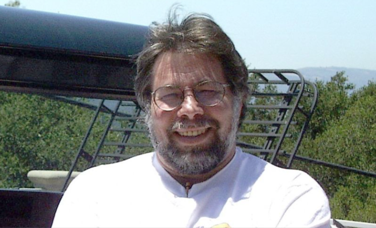 Steve Wozniak, {{Attribution |1= |2= |nolink= |text= }}