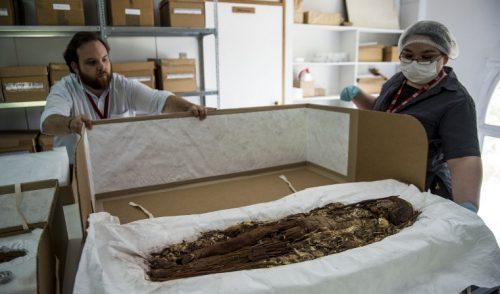 El escáner desvela secretos de las momias chinchorro, las más antiguas del mundo