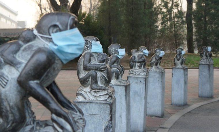 Polémica en China en pleno episodio gigantesco de contaminación