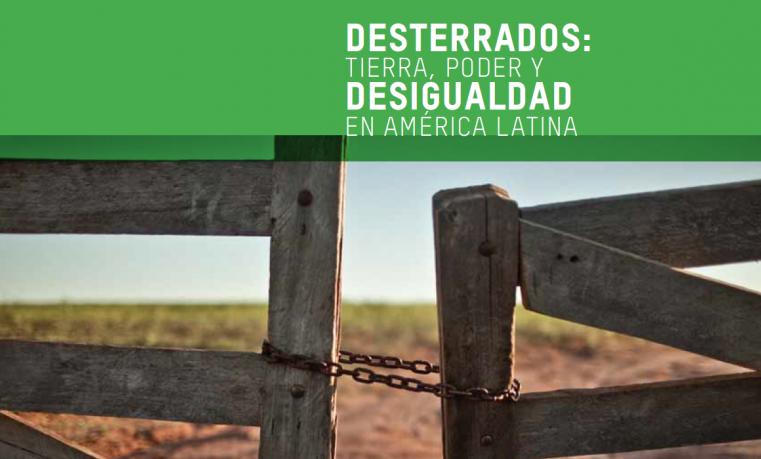 El 1% de las fincas concentra más del 50% de la tierra productiva en América Latina