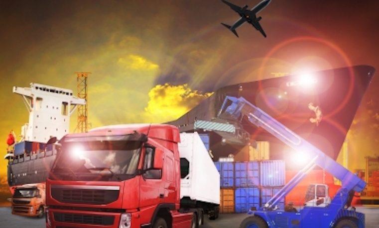avión tren barco comercio global globalización