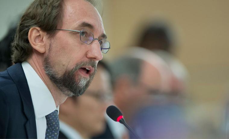 Alto Comisionado llama a líderes empresariales a proteger los derechos humanos