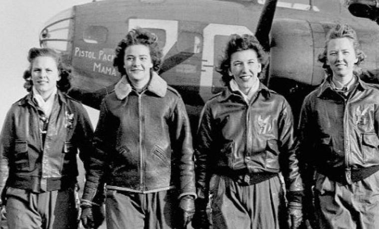 ¿Se puede ser mamá y piloto aéreo?
