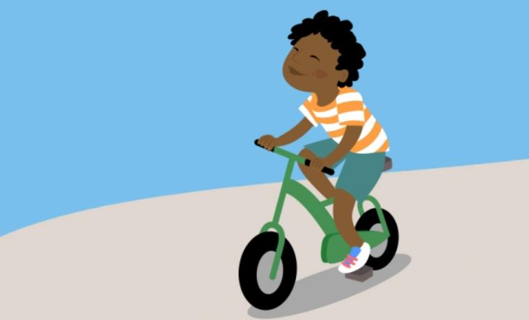 Lecciones de vida andando en bicicleta