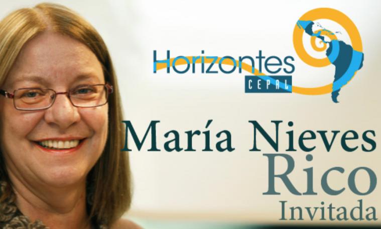 María Nieves Rico CEPAL