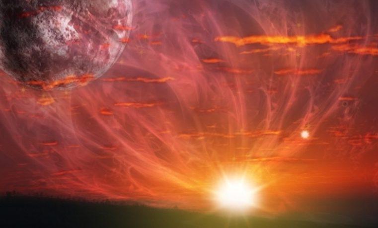 Choque de galaxias permite el crecimiento de los agujeros negros