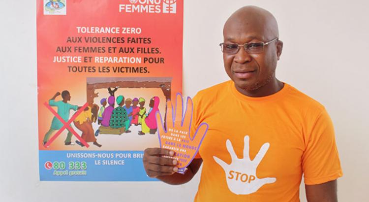 Desde mi perspectiva: Contra la violencia doméstica