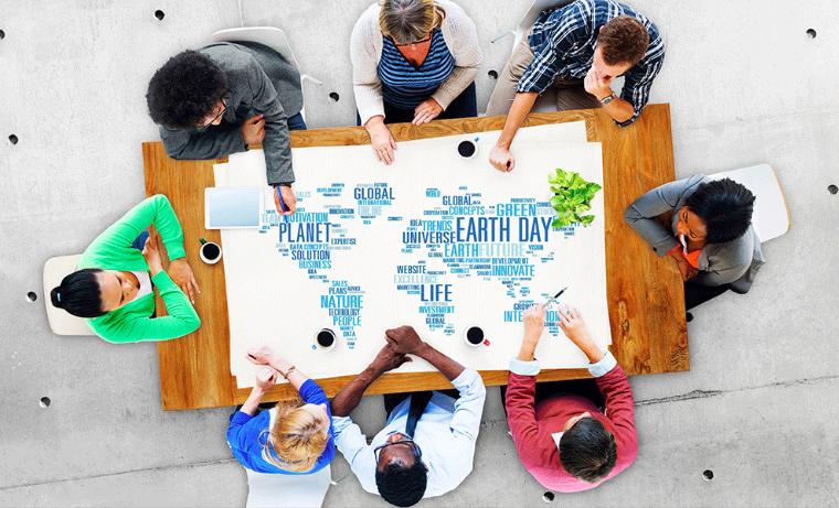 En el Día de la Tierra: Un día mundial para el diálogo (y consultas)