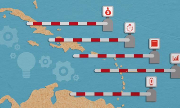 5 Obstáculos a superar para un Caribe más productivo
