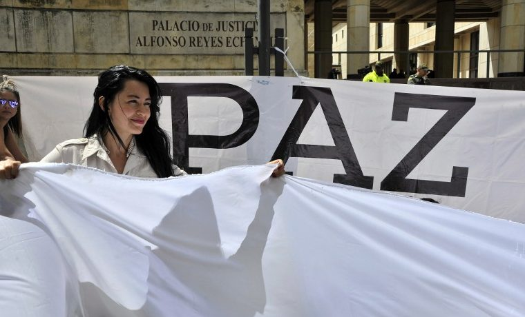 Paz Farc Colombia