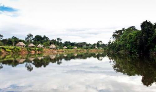 La Amazonía es agua para todos