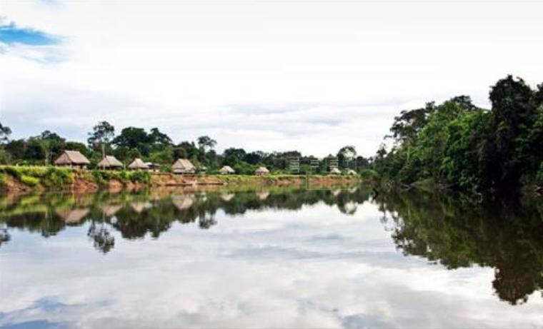 Amazonía agua
