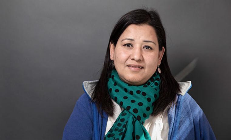 Desde mi perspectiva: Empoderar a las mujeres indígenas con discapacidad