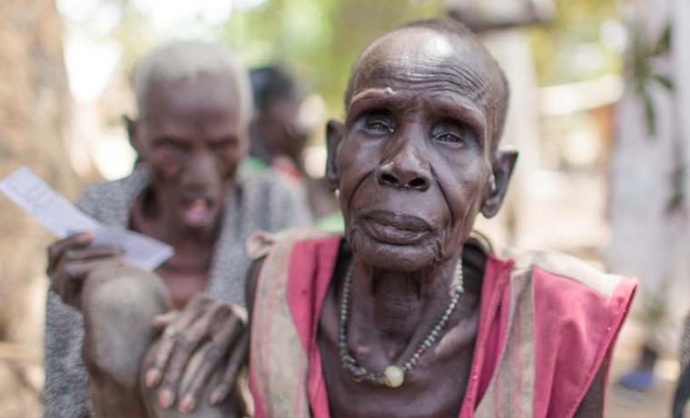 Los siete países más ricos podrían financiar ellos solos la mitad de los fondos necesarios para acabar con las cuatro hambrunas