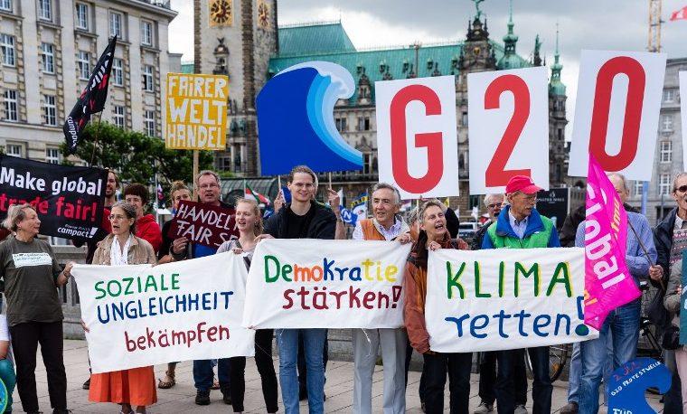 """Alcaldes de todo el mundo interpelan al G20 para """"salvar el planeta"""""""