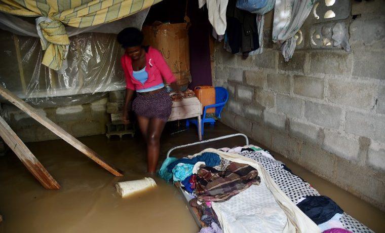 Haití Irma huracán
