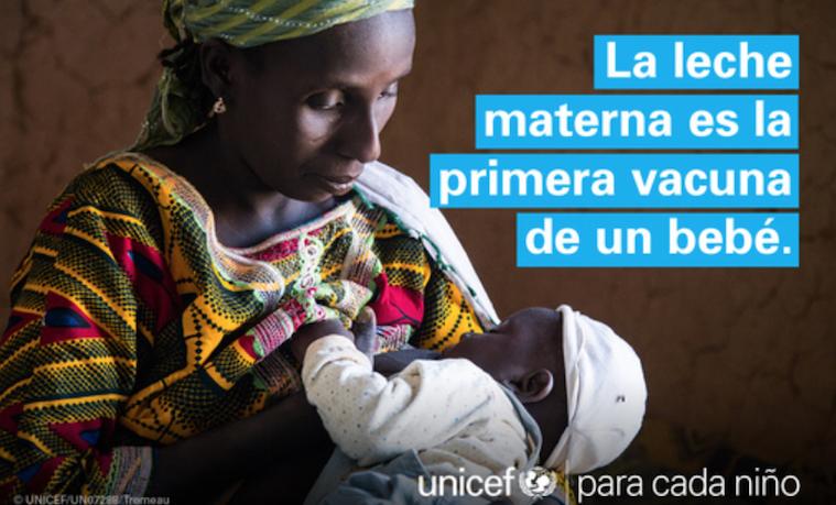 Falta de inversión en la lactancia materna