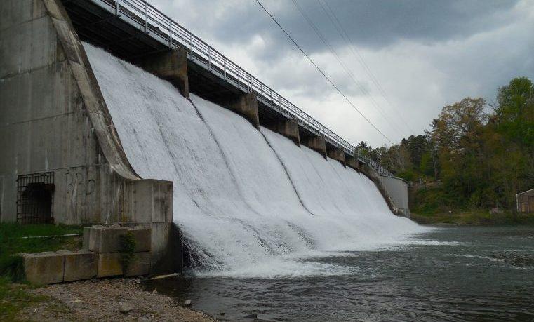 energía hidroeléctrica represa