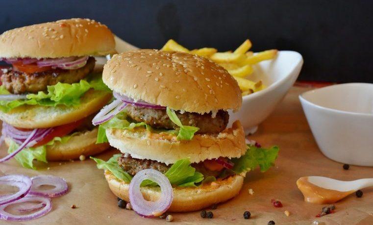 sobrepeso hamburguesa junk food