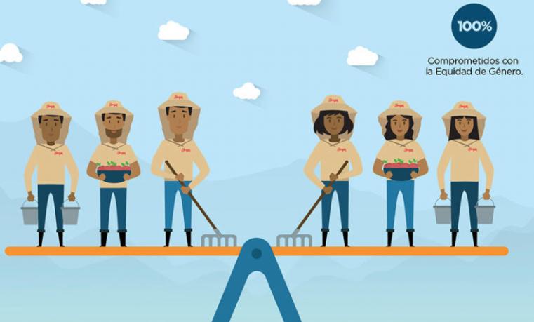 ¿Cómo la igualdad de género puede potenciar los agronegocios?