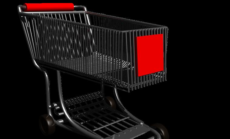comercio carrito de compras