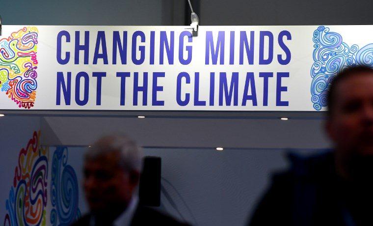 Una lucha más fuerte contra el cambio climático