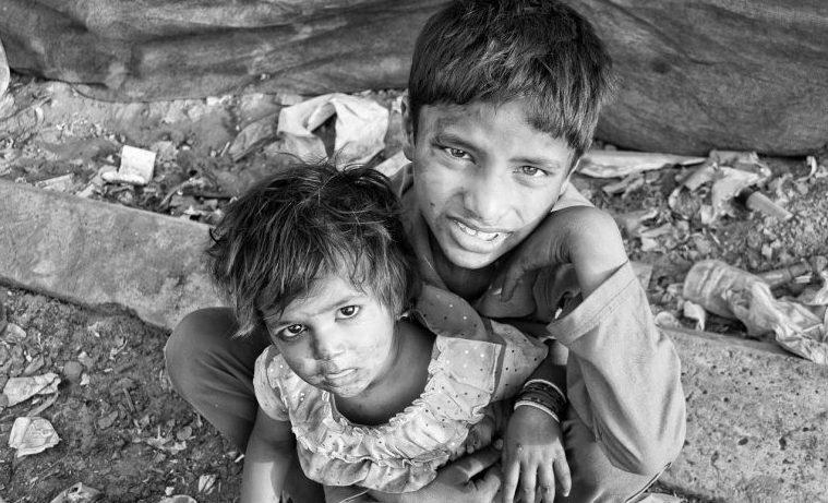 pobreza Concausa niños