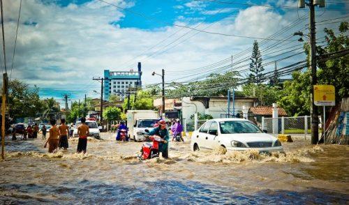 Calentamiento global expondrá a millones de personas a inundaciones