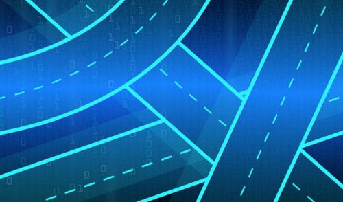 Autopistas digitales y la semejanza con las autopistas de transporte