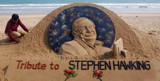 Murió Stephen Hawking, el astrofísico británico que se ganó el afecto del mundo