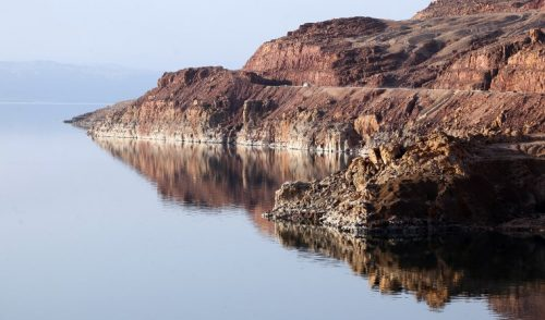 El sueño de salvar el mar Muerto con agua del mar Rojo está más cerca que nunca